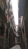 In den Gassen des gotischen Viertels