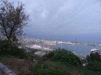 Der Jachthafen im Dezemberlicht