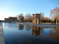 Templo Debod in Madrid - Silvesterreise Madrid
