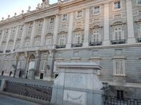 Königspalast in Madrid - Silvesterreise Madrid