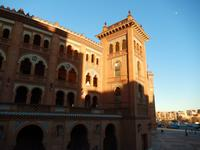 Stierkampf Arena in Madrid - Silvesterreise Madrid
