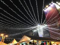 Weihnachtsmarkt auf dem Plaza Santo Domingo