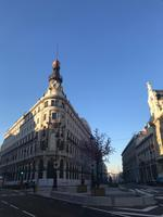 Prachtbauten an der Calle Alcalá