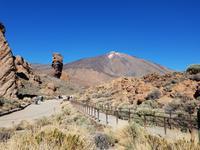 Vulkan Teide mit 3718 m. auf Teneriffa (12)