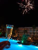 Silvesterfeier und Gala-Abend im Hotel in Puerto de la Cruz