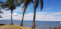 """Inselrundfahrt auf Fiji - Dorf """"Viseisei Village"""""""