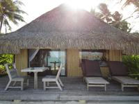 Traumhafte Unterkunft auf Bora Bora