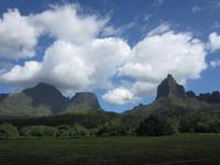 Landschaft von Moorea