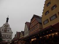 Rothenburg ob der Tauber - Weihnachtsmarkt