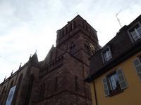 Straßburg - Thomaskirche