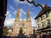 St. Peter und Paul-Kirche in Obernai