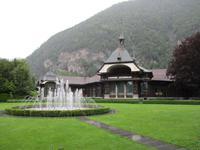 Das Casino in Interlaken