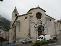 Kathedrale von Sisteron