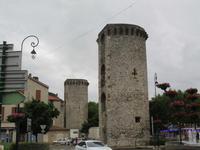 Stadtmauertürme von Sisteron