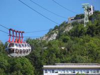 Seilbahn zur Bastille Grenoble