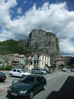 Route Napoleon. Castellane