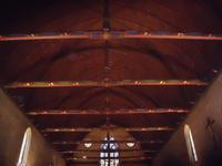 Deckenverzierung aus dem 14. Jahrhundert