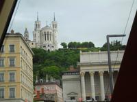 Lyon - Basilika Notre-Dame de Fourviere