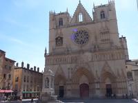 Lyon - Kathedrale Saint Jean