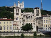 Lyon - Kathedrale
