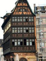 Straßburg - am Münsterplatz