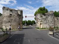 Arles - Stadtmauer