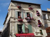Arles - Blumenschmuck
