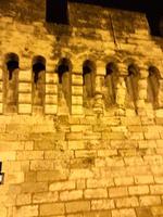 Avignon: Die Stadtmauer
