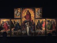 Beauine, Weltgerichtsaltar von Roger van der Weyden