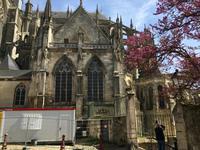 Le Mans, Kathedrale St. Julien