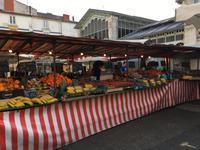 Markthalle La Rochelle