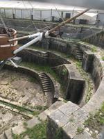 historisches Trockendock des Marine-Arsenals von Rochefort