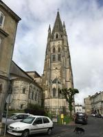 Pilgerkirche St. Eutrope in Saintes