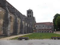 Basilika von Vezelay, UNESCO-Weltkulturerbe Ste-Marie-Madeleine
