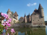 Schloss von La Clayette