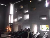 Ronchamp, Kirche von Le Corbusier