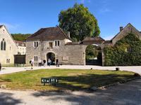 Das Kloster von Fontenay
