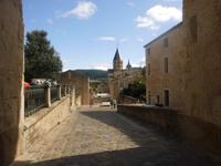 Cluny, Blick über die historische Abtei
