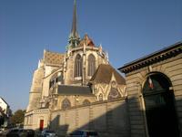 Dijon. Kathedrale St.-Benigne