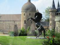 La Clayette. Schloss