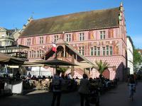 10.5.2015 Mulhouse, Altes Rathaus