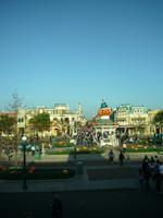 Halloween im Disneypark