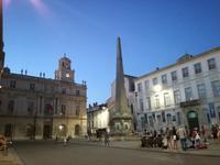 077. Arles Nachts
