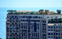 Villa auf dem Dach