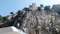 beeindruckende Felsen