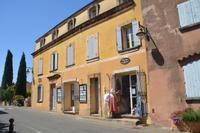 Fassade in Gordes