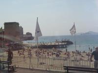 Strand in Marseille