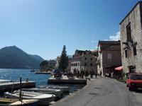 Wanderkreuzfahrt mit der Berlin - Perast bei Kotor