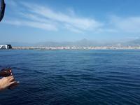 Wanderkreuzfahrt mit der Berlin - Ankunft in Palermo auf Sizilien