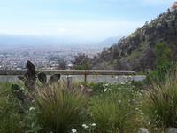 Wanderkreuzfahrt mit der Berlin - Wanderung in Palermo auf den Monte Pellegrino